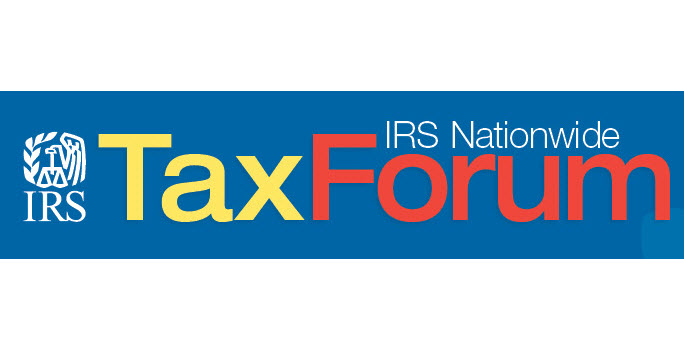 IRS Tax Forum Logo